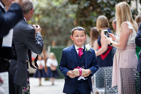 Devonshire Terrace Wedding Photography-9