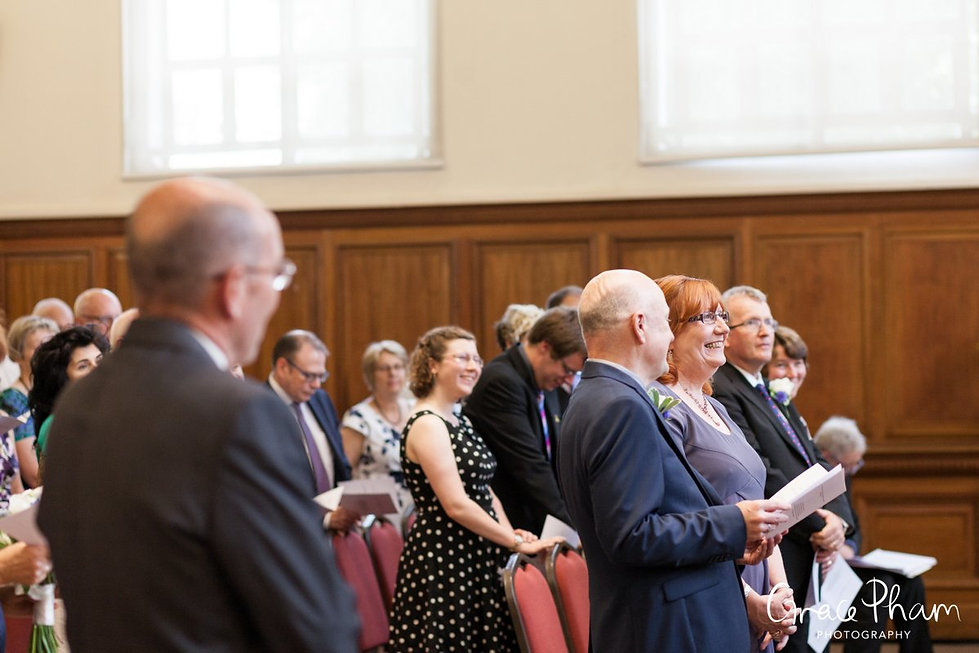 Methodist Central Hall, Westminster Wedding captured by London Photographer 05