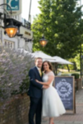 County Arms Wedding Venue captured by Grace Pham London Wedding Photographer