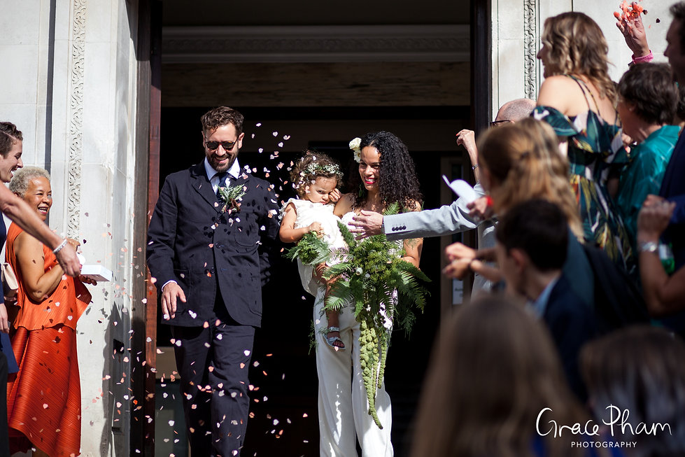 London wedding by Grace Pham Photography 1