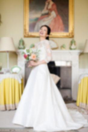 Newby Hall & Garden Wedding Photography 04