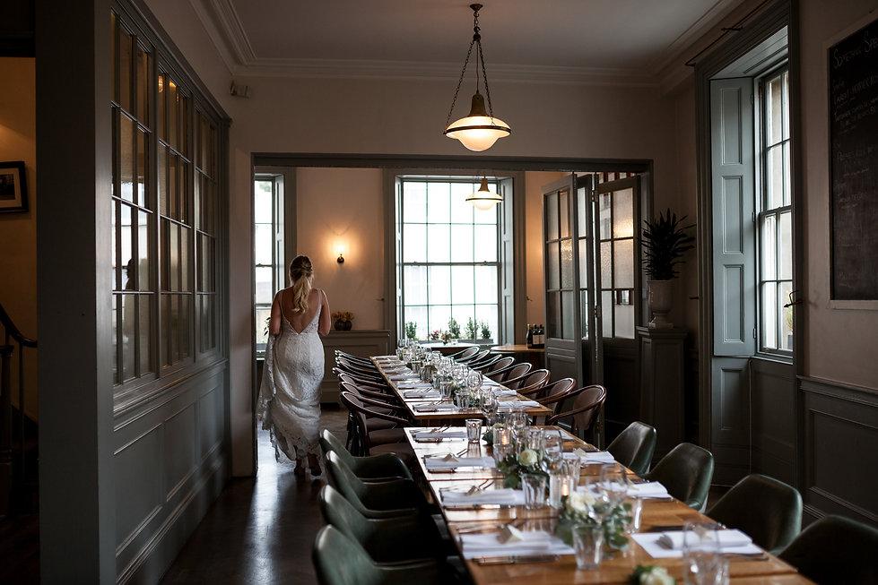 The Alfred Tennyson Wedding Photography reception 01