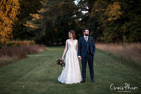 Beautiful St Giles House Wedding, Wimborne captured by Grace Pham Photography 20