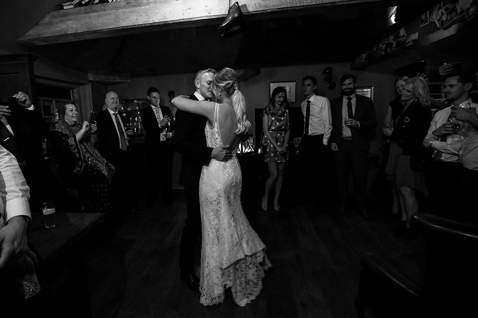 The Alfred Tennyson Wedding Photography reception 10