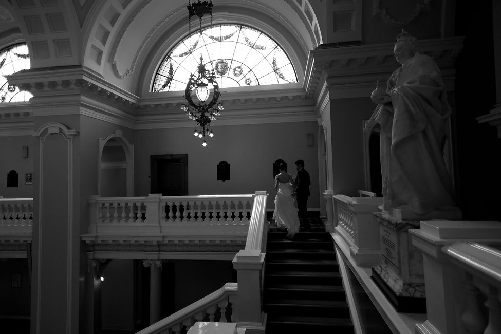 Woolwich Town Hall Wedding, Greenwich - by Grace Pham Wedding Photographer 10