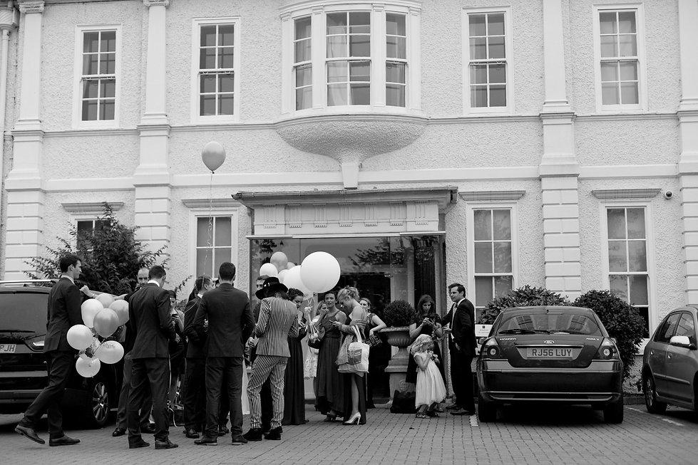 Wedding at Cannizaro House, Wimbledon captured by London Wedding Photographer
