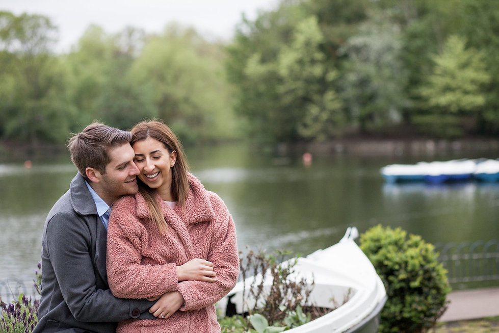 Engagement Photography, Victoria Park, East London by Grace Pham Wedding Photographer 02