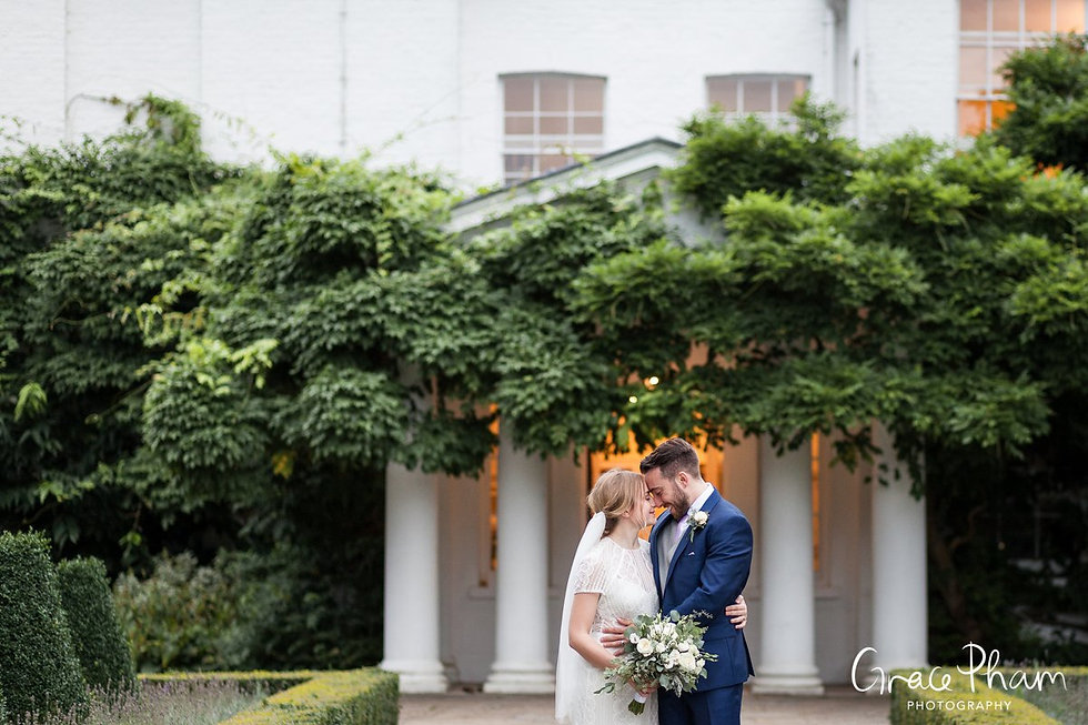 Pembroke Lodge, Richmond Park Wedding by London wedding photographer 13