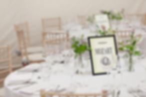 Fulham Palace Wedding Reception 01