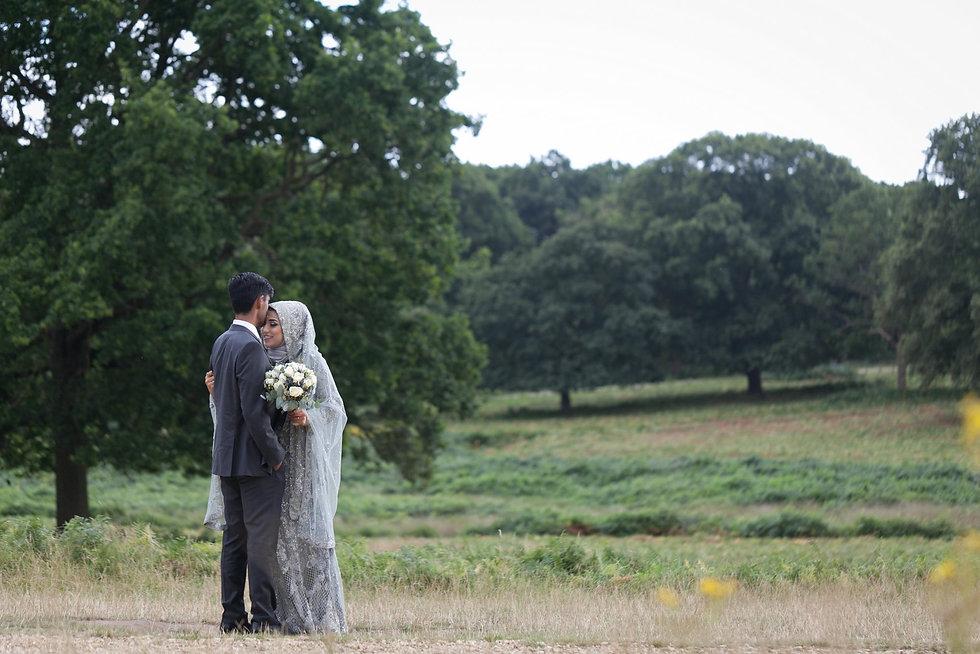 Pembroke Lodge Wedding, Richmond Park captured by Grace Pham Wedding Photographer 03