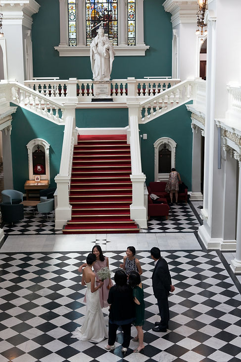 Woolwich Town Hall Wedding, Greenwich - by Grace Pham Wedding Photographer 05
