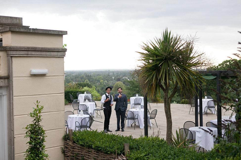 Pembroke Lodge Wedding, Richmond Park captured by Grace Pham Wedding Photographer 21