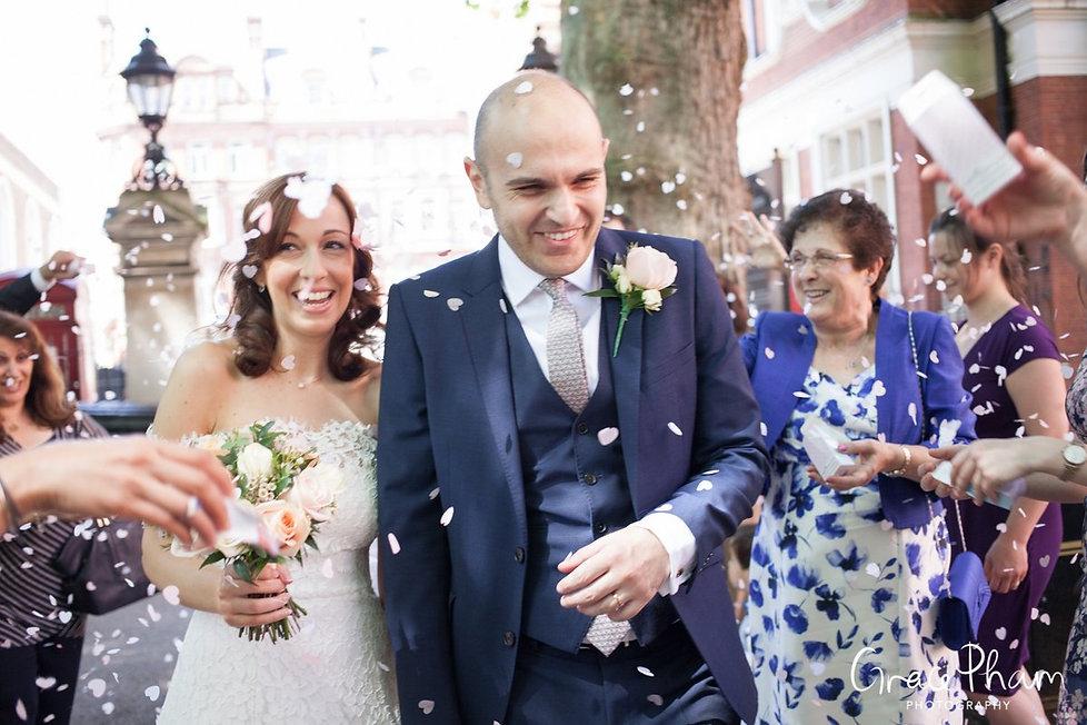 Mayfair Library Wedding, Westminster Register Office, London Wedding Photographer 07