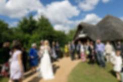 London Wetland Centre Wedding Photographer 02