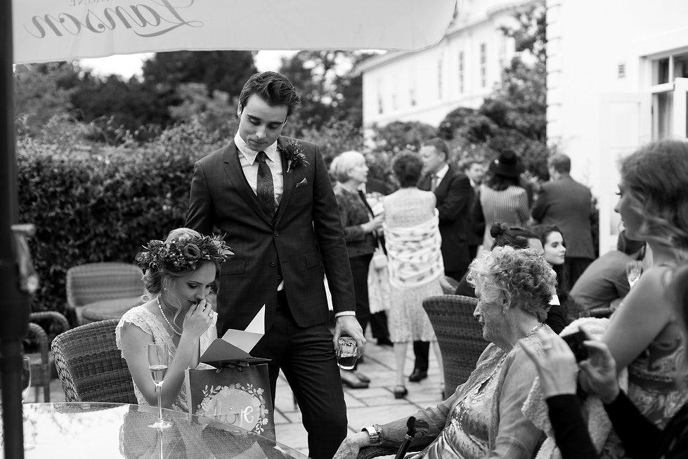 Meaghan Martin & Oli Higginson's Wedding at Cannizaro House, Wimbledon captured by London Wedding Photographer