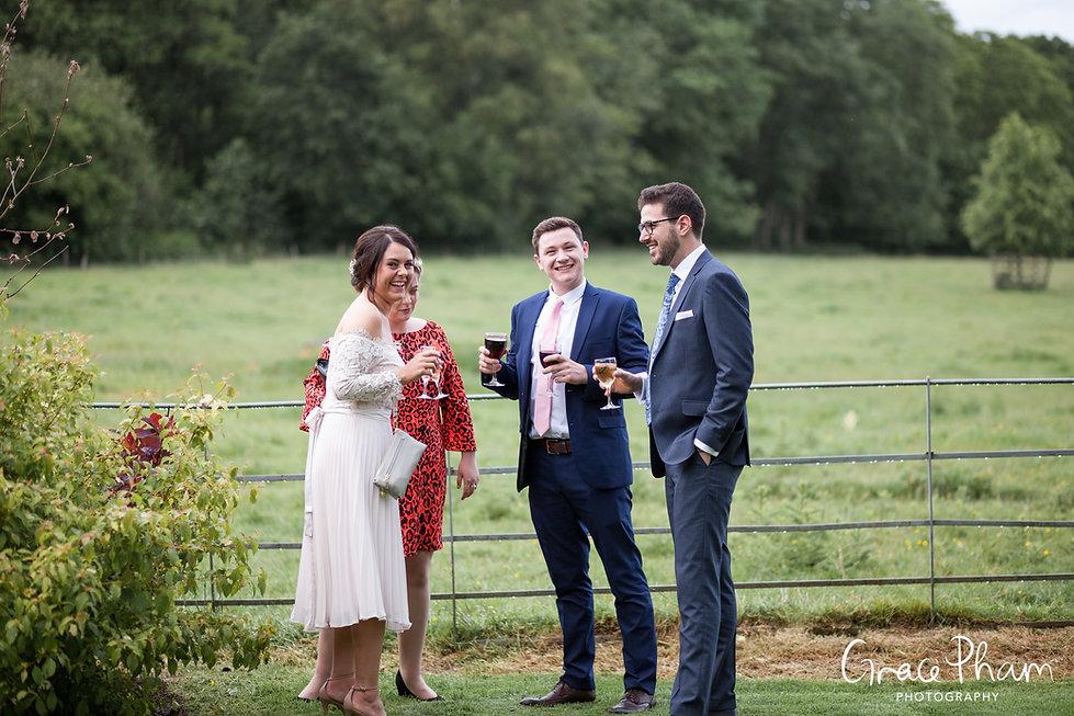 Gate Street Barn Wedding Venue captured by Grace Pham Photography 8