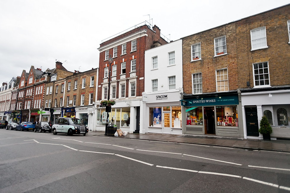Space NK London Commercial Photographer