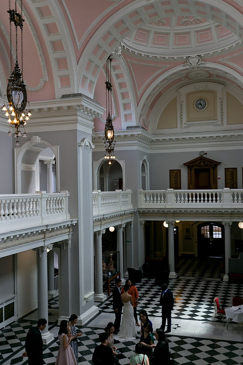 Woolwich Town Hall Wedding, Greenwich - by Grace Pham Wedding Photographer 12
