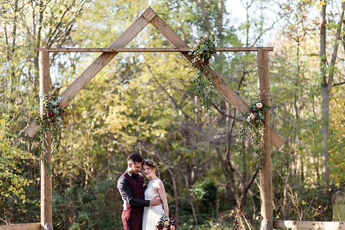 Boho Autumn elopement styled shoot, tower hamlets cemetery, east London wedding, Grace Pham photography 12