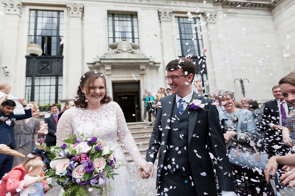 Islington Town Hall wedding photographer, London, Grace Pham 2018 08