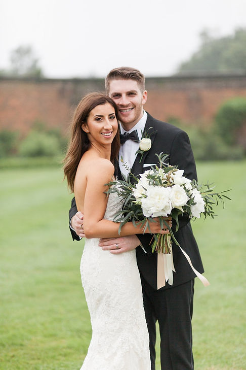 The Conservatory in the Luton Hoo Walled Garden Wedding by Grace Pham Photography 10