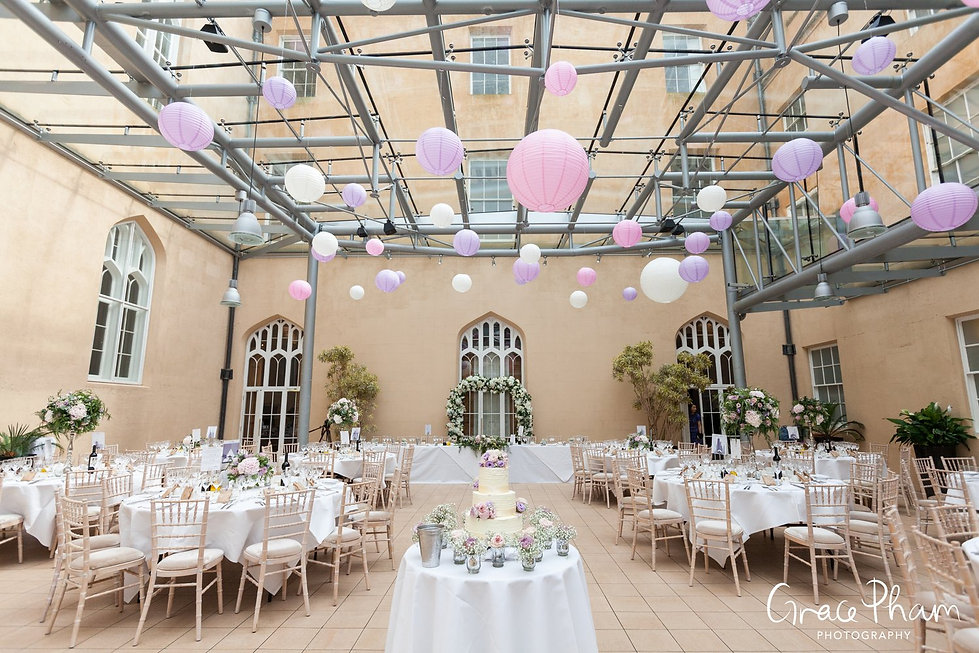 Ditton Park Manor Wedding Venue captured by Grace Pham Photography