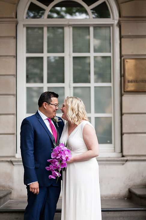 Devonshire Terrace Wedding Photography-2