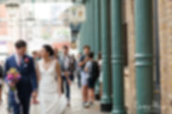 Covent Garden Market Wedding Photography, London by Grace Pham 02