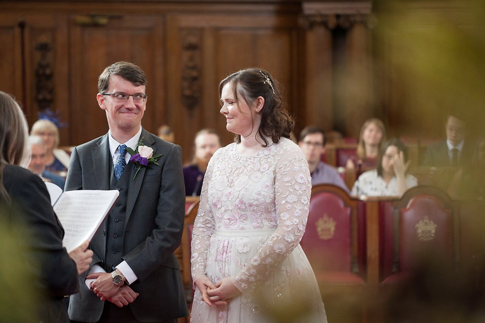 Islington Town Hall wedding photographer, London, Grace Pham 2018 03