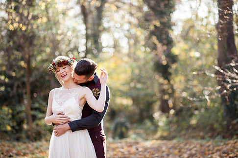 Boho Autumn elopement styled shoot, tower hamlets cemetery, east London wedding, Grace Pham photography 05