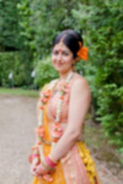 Hindu Wedding Photographer London. Hindu bride