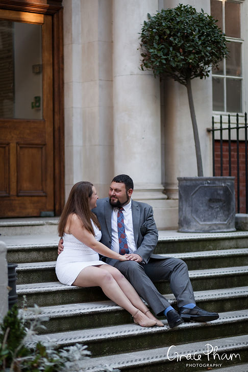 Queen Mary University of London (QMUL) Wedding, Mile End, captured by Grace Pham Photography 3