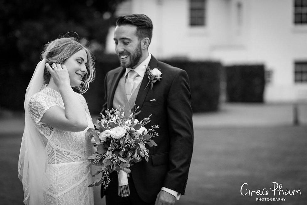Pembroke Lodge, Richmond Park Wedding by London wedding photographer 11