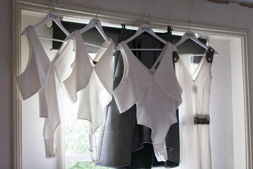 alternative bridesmaids dress