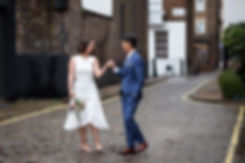 Old Marylebone Town Hall Wedding, London, captured by Grace Pham Photography, Aug 2019 5