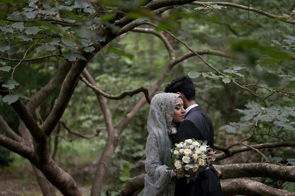 Pembroke Lodge Wedding, Richmond Park captured by Grace Pham Wedding Photographer 04