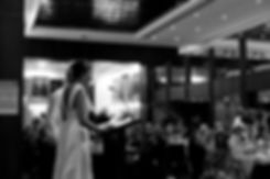 MCG wedding photographer, Melbourne venue, Long Room