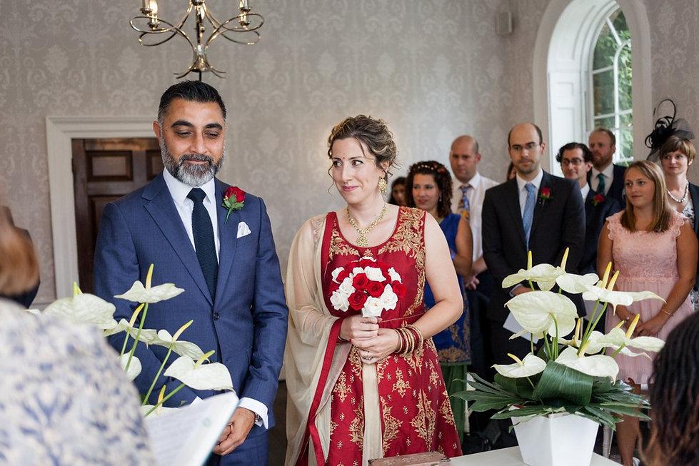 Morden Park House, Merton Reigster Office Wedding, by Grace Pham Photography Aug 2018 02