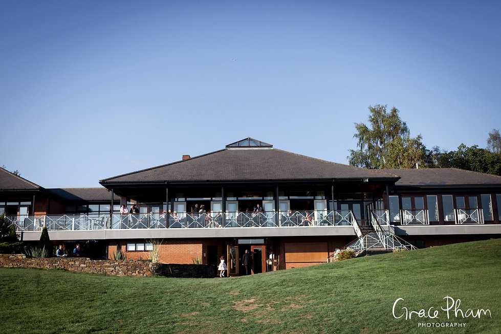 Bearwood Lakes Golf Club Wedding, Wokingham, Grace Pham Photography 02