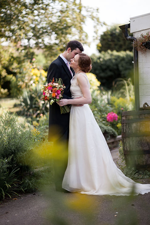 Hill Green Farm wedding in Bedford captured by Grace Pham Photography 3