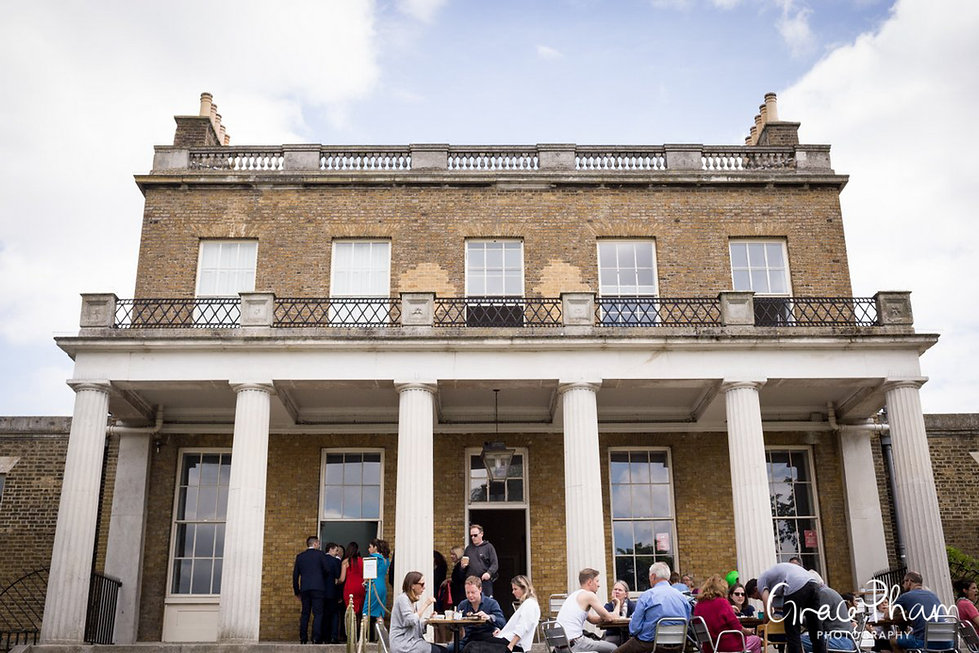 Clissold House Wedding Photography, London 01