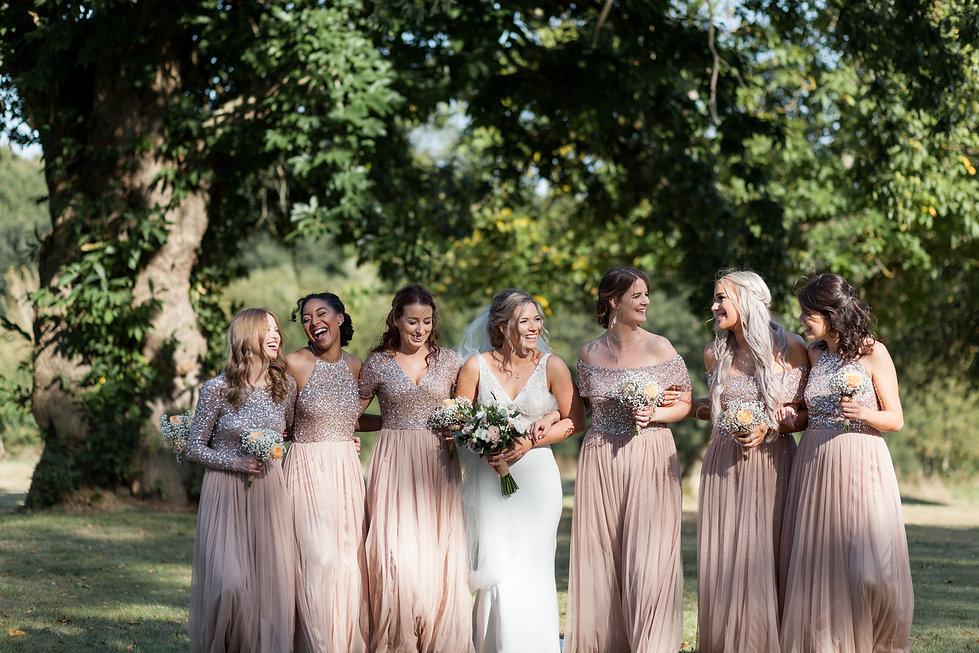 Bury Court Farm Wedding, Farnham, captured by Grace Pham Photography 04
