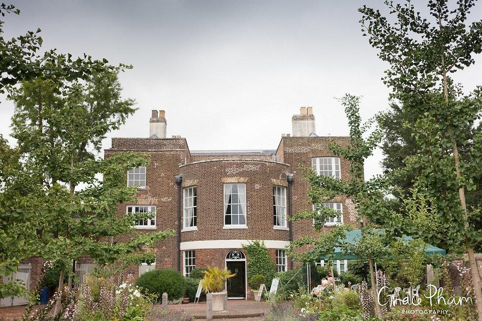 Merton Register Office, Morden Park House Wedding Venue captured by London Photographer 01
