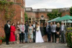 Warren House wedding, Surrey captured by Grace Pham Wedding Photography 21