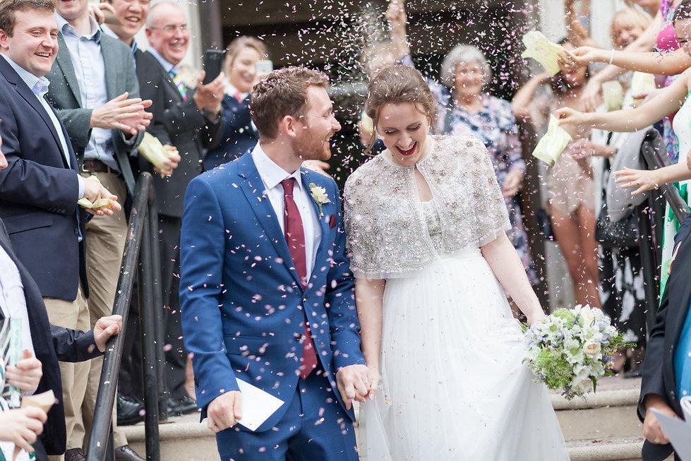 Islington Town Hall Wedding June 2018 captured by Grace Pham Photography 2