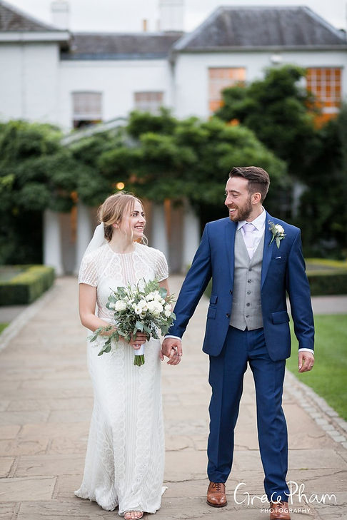 Pembroke Lodge, Richmond Park Wedding by London wedding photographer 14
