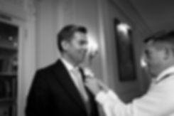 The Royal Over-Seas League (ROSL) wedding captured by Grace Pham Wedding London Photographer
