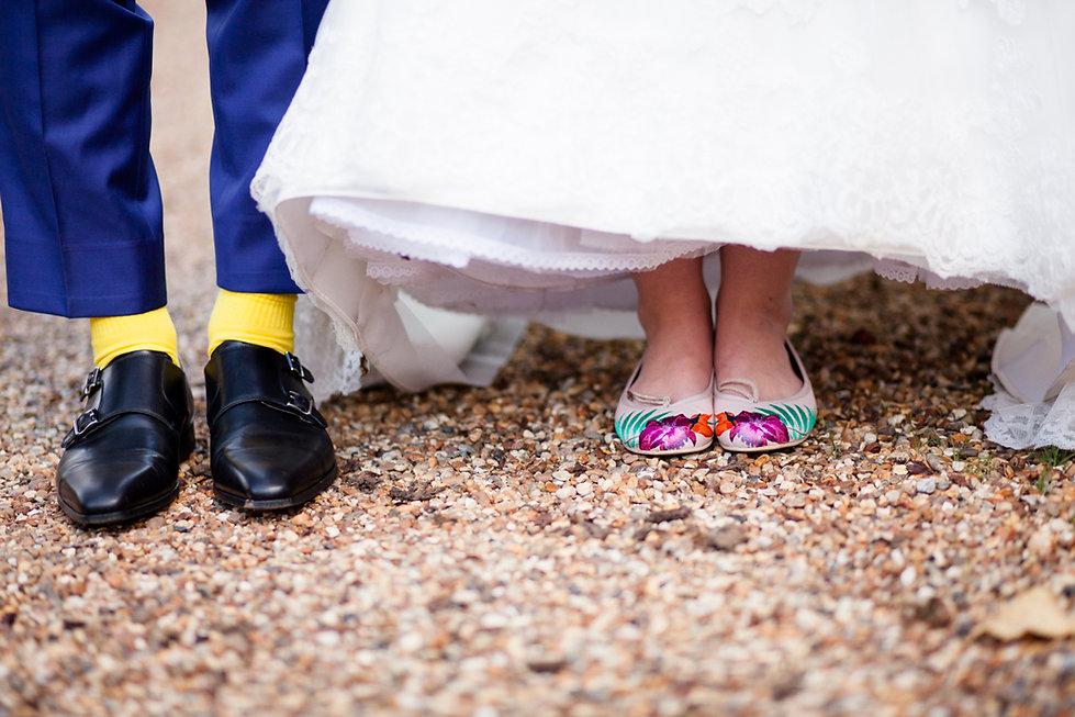 The Tudor Barn Belstead Wedding captured by Grace Pham Photography 04