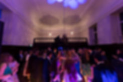 Fulham palace wedding at the Great Hall, dance photos 02