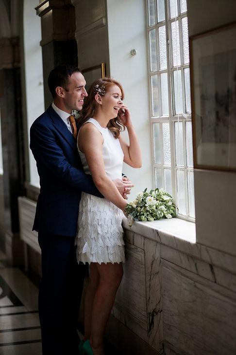 Islington Town Hall Wedding Photography, The Mayor's Parlour 05